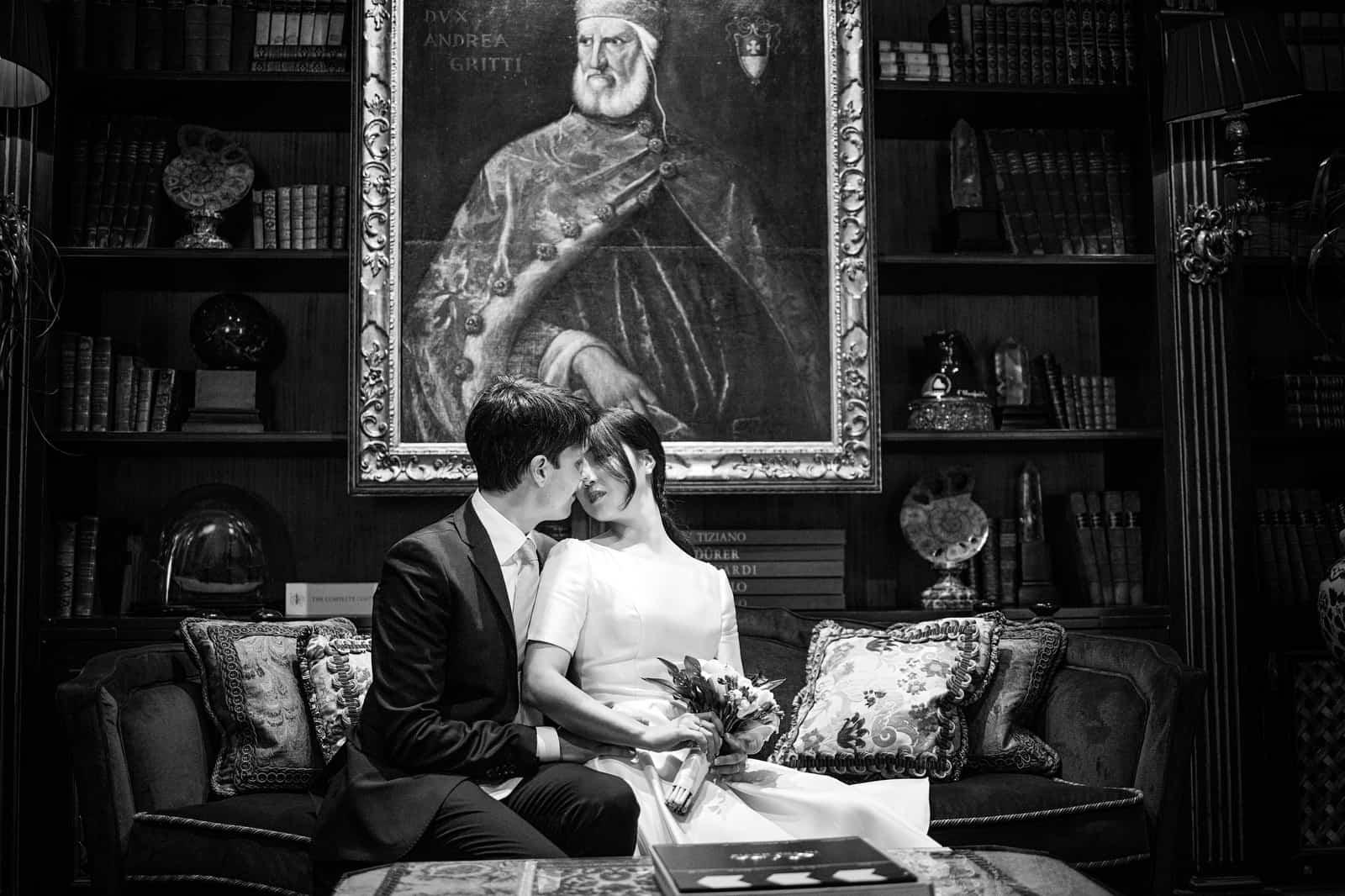 Elopement Wedding in Venice